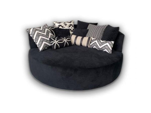 Στρογγυλός Καναπές Pandora