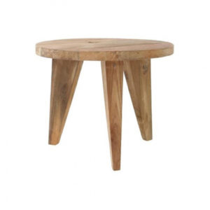 Τραπέζι Teak φ50